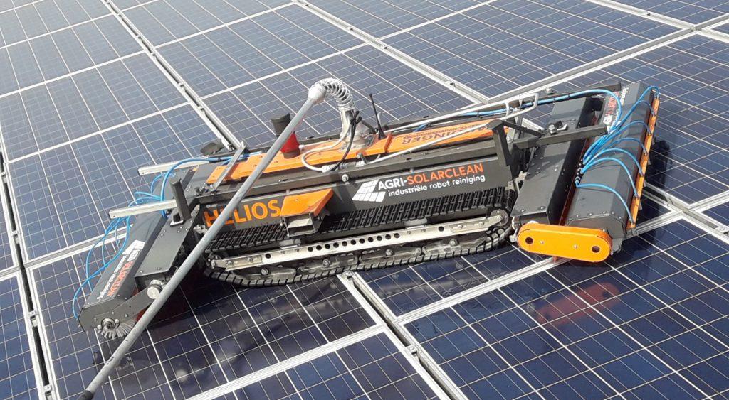 Werkwijze Agri-SolarClean