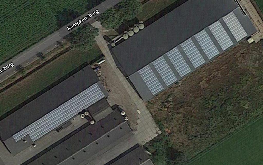 MTS Wilmsen te Ysselsteyn / 600 zonnepanelen
